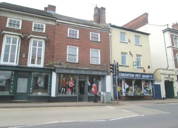 Thumbnail Retail premises to let in High Street, Crediton