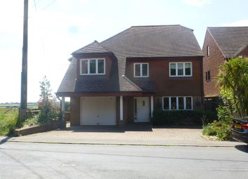 Thumbnail 6 bed detached house for sale in Pett Road, Pett, Hastings