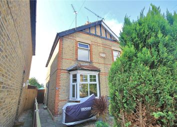 Thumbnail 3 bed semi-detached house for sale in Century Road, Staines Upon Thames, Middlesex
