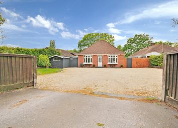 Thumbnail 3 bed detached house for sale in Botley Road, Burridge, Southampton