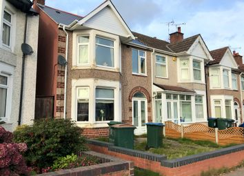 3 bed end terrace house for sale in Wallace Road, Coventry CV6