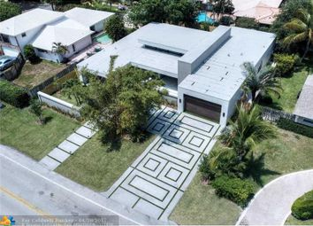 Thumbnail 4 bed property for sale in 4011 Bayview Dr, Fort Lauderdale, Fl, 33308