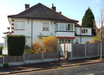 Thumbnail 1 bed flat to rent in Britannia Road, Westcliff-On-Sea