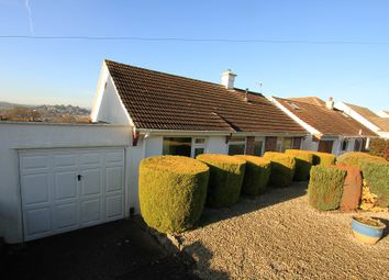 Thumbnail 2 bedroom detached bungalow for sale in Haytor Grove, Newton Abbot, Devon