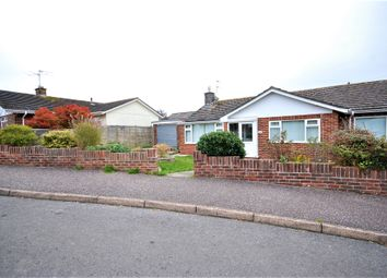 Thumbnail Semi-detached bungalow for sale in Lydgates Road, Seaton
