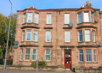 Thumbnail 2 bed flat for sale in Cardwell Road, Gourock