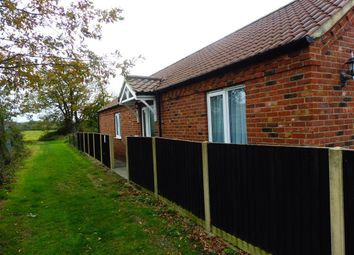 Thumbnail 2 bedroom bungalow to rent in Griston Road, Watton, Thetford