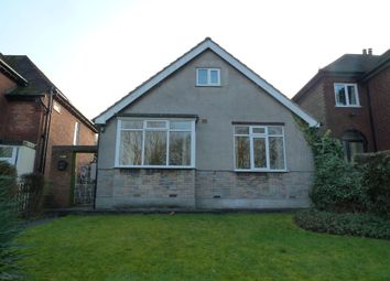 Thumbnail 3 bed detached bungalow for sale in Birmingham New Road, Lanesfield, Wolverhampton