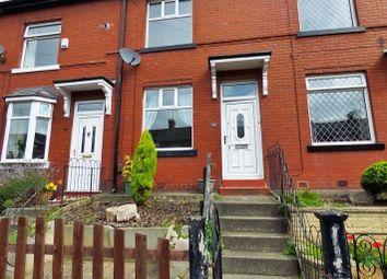 Thumbnail 2 bed terraced house to rent in Abingdon Street, Ashton-Under-Lyne, Lancs