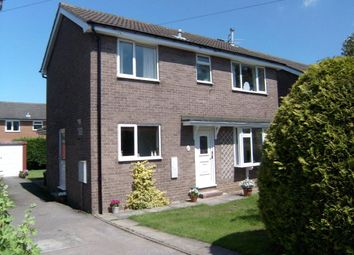 Thumbnail 3 bed detached house to rent in Newtondale Close, Knaresborough, North Yorkshire