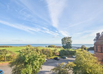 Thumbnail 3 bed flat for sale in East Cliff Gardens, Folkestone
