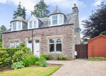 Thumbnail 3 bed semi-detached house for sale in Cairnvrackan, Western Road, Auchterarder