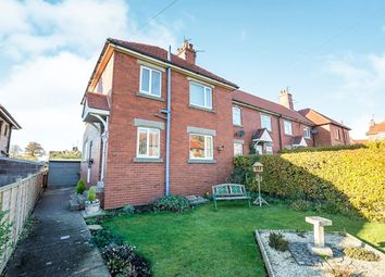 Thumbnail 3 bed terraced house for sale in Seamer Road, East Ayton, Scarborough