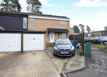 Thumbnail 3 bed end terrace house for sale in Ollerton, Bracknell, Berkshire