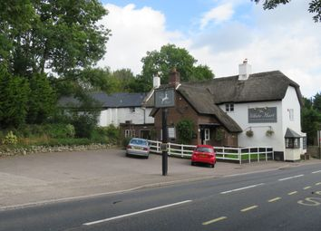 Thumbnail Pub/bar for sale in Trafalgar Way, Honiton