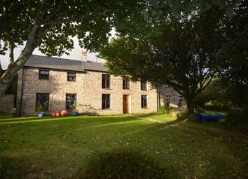 Thumbnail 4 bed detached house for sale in Woodhill, St. Gluvias, Penryn