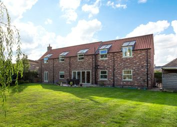 Thumbnail 5 bedroom detached house for sale in Main Street, Hessay, York