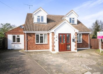 Thumbnail 4 bed detached house for sale in All Saints Close, Springfield, Chelmsford