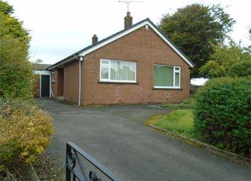 Thumbnail 3 bed detached bungalow for sale in Whinbarrow Lane, Aspatria, Cumbria
