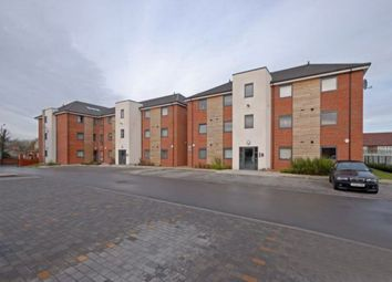 Thumbnail 2 bed flat for sale in Rectory Court, Armthorpe, Doncaster