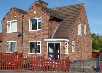 Thumbnail 3 bedroom semi-detached house to rent in Chatsworth Avenue, Carlton, Nottingham