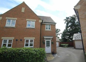 Thumbnail 3 bed semi-detached house to rent in Estella Close, Swindon, Wiltshire