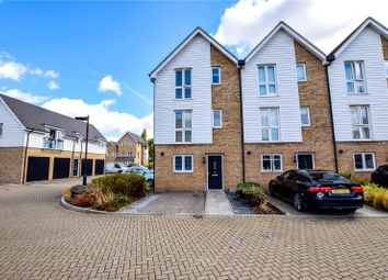 Thumbnail 4 bed town house for sale in Butterfly Crescent, Nash Mills Wharf, Hemel Hempstead, Hertfordshire