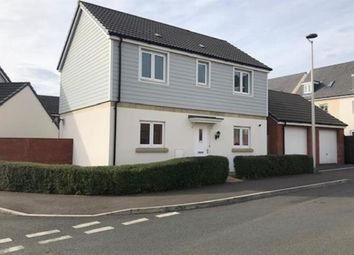 Thumbnail 3 bed detached house to rent in Vernon Crescent, Exeter