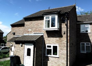 Thumbnail 2 bed terraced house to rent in York Close, Stoke Gifford, Bristol