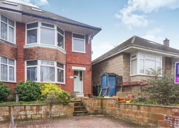 Thumbnail 3 bed semi-detached house for sale in Moorgreen Road, Cowes