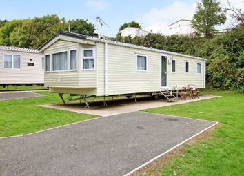Thumbnail 3 bed mobile/park home for sale in St. Martin, Looe