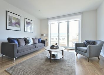 Thumbnail 2 bed flat to rent in Bradstowe House Headstone Road Harrow, London