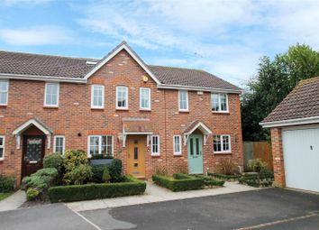 Thumbnail 4 bed terraced house for sale in Lupin Close, Marlborough Place, Littlehampton, West Sussex