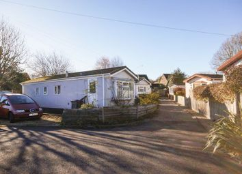 Thumbnail 1 bed property for sale in Silver Birch Caravan Site, Walter's Ash