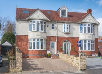 Thumbnail 4 bed semi-detached house for sale in Whirlowdale Crescent, Sheffield