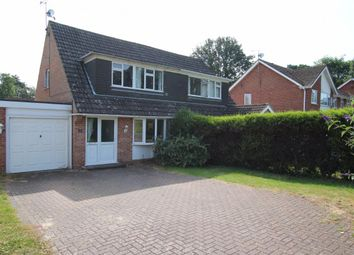 Thumbnail 3 bed semi-detached house for sale in Finchampstead, Wokingham
