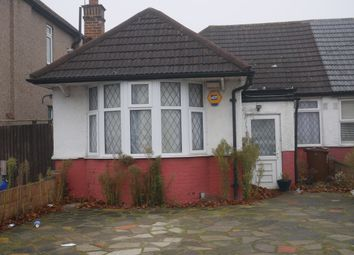 Thumbnail 2 bedroom bungalow to rent in Dudley Road, South Harrow