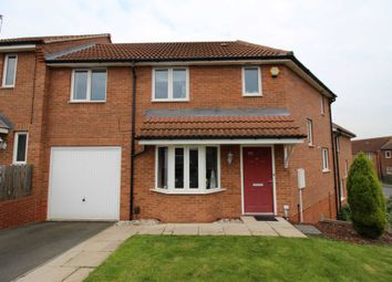 Thumbnail 3 bed semi-detached house for sale in Aysgarth Road, Leicester