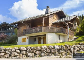 Thumbnail 4 bed chalet for sale in Les Gets, Haute Savoie, France, 74260