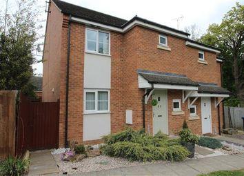 Thumbnail 3 bedroom semi-detached house for sale in Eddington Crescent, Welwyn Garden City