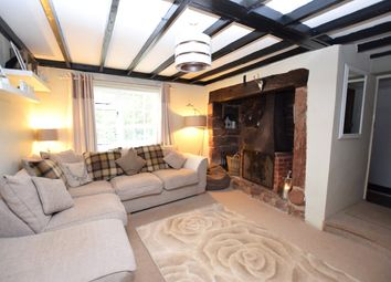 Thumbnail 3 bed cottage for sale in Clapham, Exeter