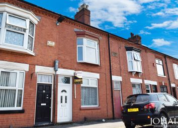 Thumbnail 3 bed terraced house to rent in Balfour Street, Leicester