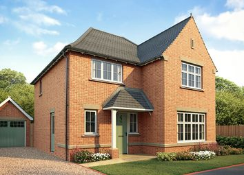 "Thumbnail 4 bed detached house for sale in ""Cambridge"" at Waterlode, Nantwich"