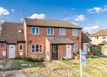 Thumbnail 3 bed terraced house for sale in Anglesey Close, Swindon, Wiltshire