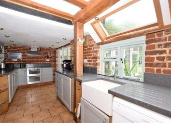Thumbnail 4 bed cottage for sale in Upper Street, Broomfield, Maidstone, Kent