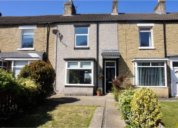 Thumbnail 2 bed terraced house for sale in Wesley Crescent, Shildon