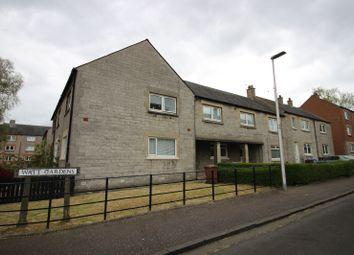 Thumbnail 2 bed flat for sale in Watt Gardens, Camelon, Falkirk