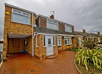 Thumbnail 3 bed semi-detached house for sale in Christchurch Dr, Stockton-On-Tees