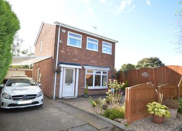 Thumbnail 2 bed detached house for sale in Fairview Avenue, Underwood, Nottingham