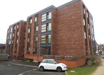 Thumbnail 2 bed flat for sale in Binding House, Carrington Point, Nottingham